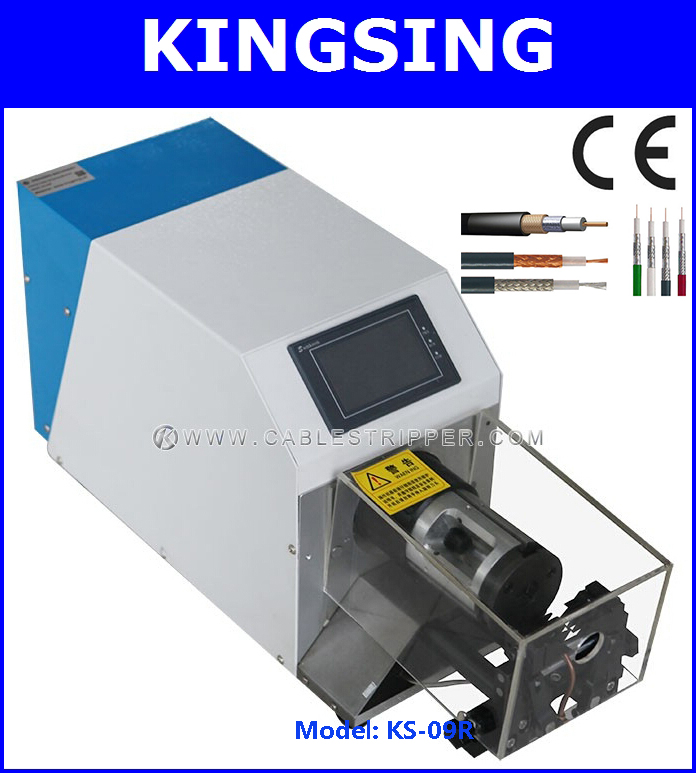 Coxial Cable Stripping Machine KS-09R