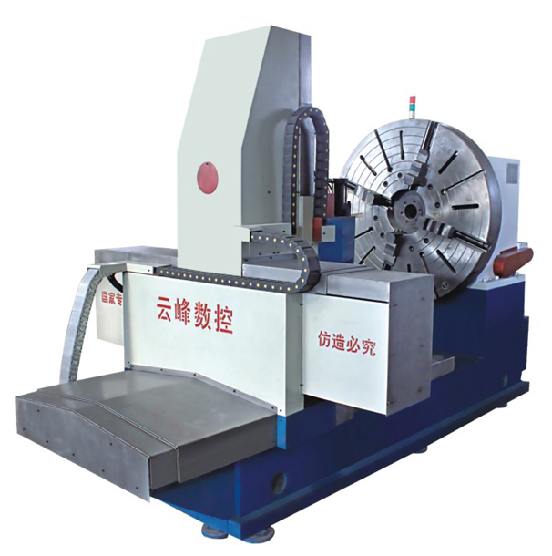 four-axis cnc machine for tire mould in China