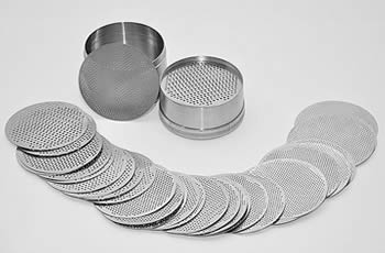 Diamond sieve offers rapid and accurate diamond size