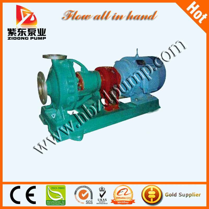 IHK Open Impeller Chemical Pump, Stainless Steel Material Acid Pump