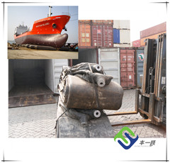 Chinese ship launching/lifting salvage inflatable marine airbags