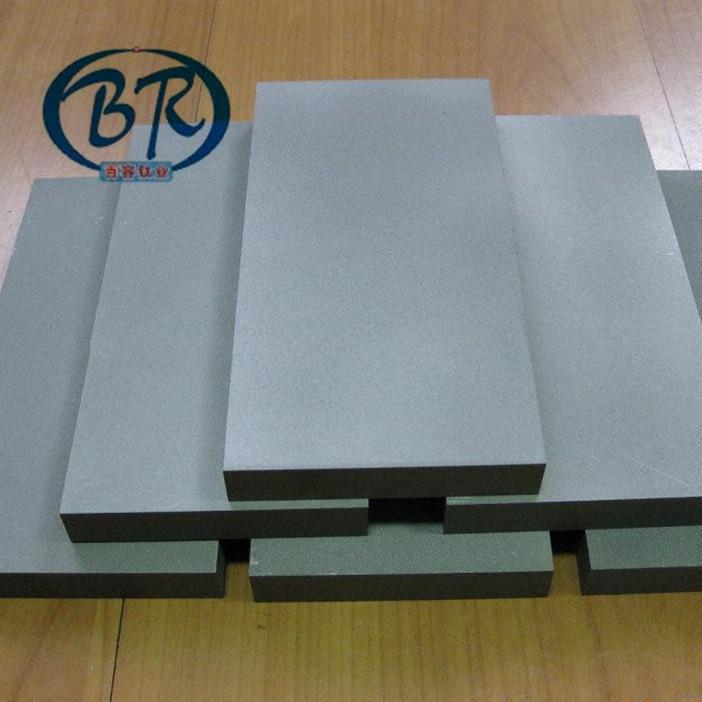 ASTM B265 hot rolled gr1 titanium sheet/plate