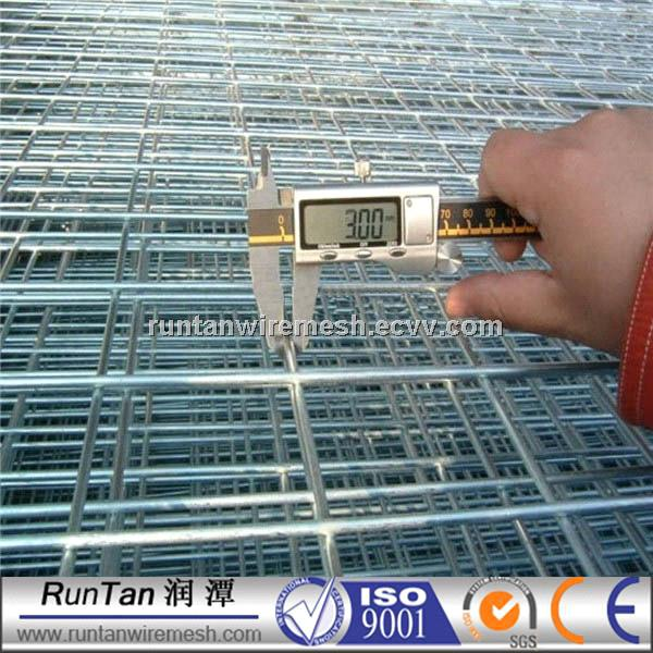 Hot Dip Galvanized Steel Fence 1 Inch Pvc Coated Welded Wire Mesh ...