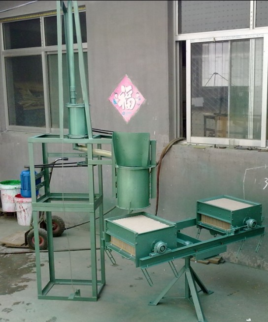 School dustless chalk making mahine