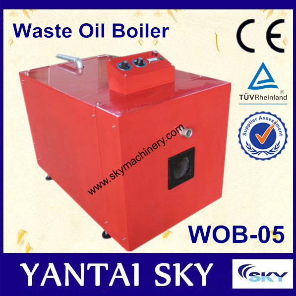 2014 china supplier CE approved industrial boiler/waste oil boiler