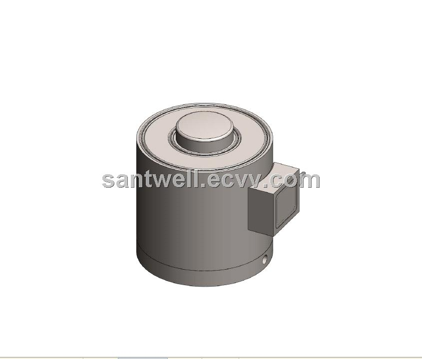 Column type Compression Load Cell CM-LC-100-150t