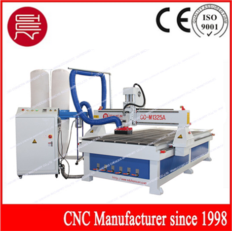 Cnc Vacuum Absorption Wood Machines Cc M1325a From China