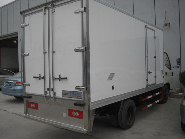 Insulated Truck Body