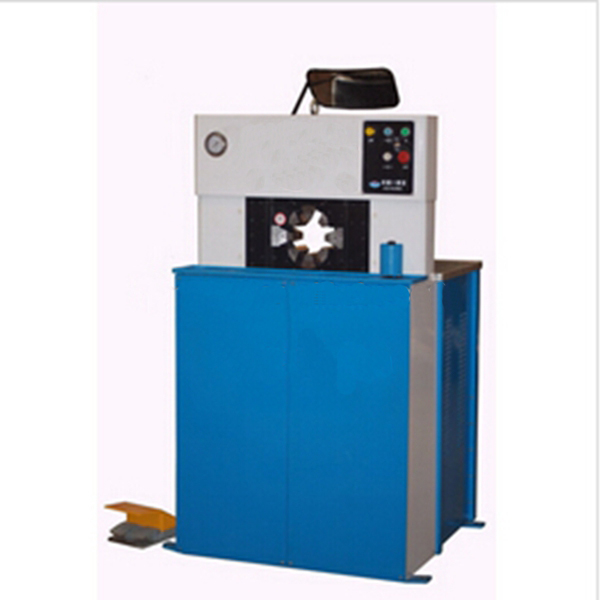 high quality hydraulic hose crimping machine hose end connection crimper machine