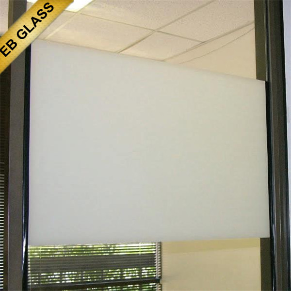 PDLC Smart Film for Office Windows