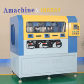 Thermal Break Single Axis CNC Rolling Machine02