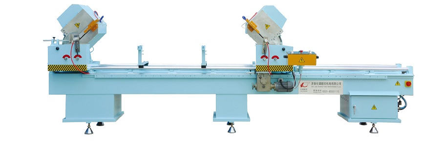 Aluminum &PVC double-head cutting saw(saw king)