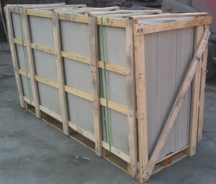 Fiber  cement concrete wall panel
