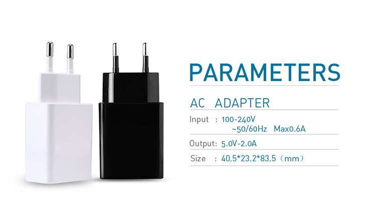 5V2A mobile phone charger