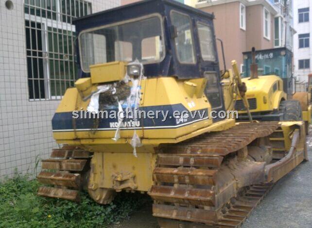 used condition komatsu D40 crawler bulldozer second hand mini komatsu D40  crawler bulldozer for sale