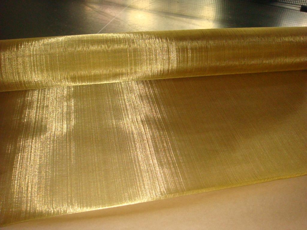 hot sales! brass filter screen mesh/cheap Brass Woven Wire Mesh