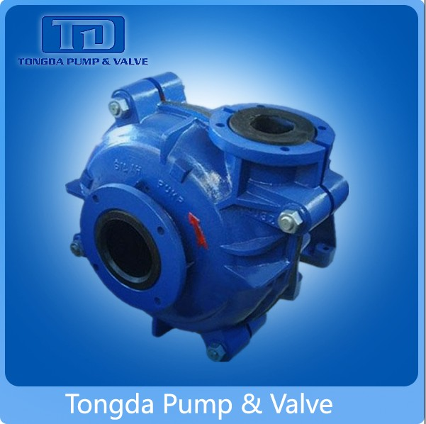 High Efficiency Long Worklife Horizontal Ash Slurry Pump China Supplier