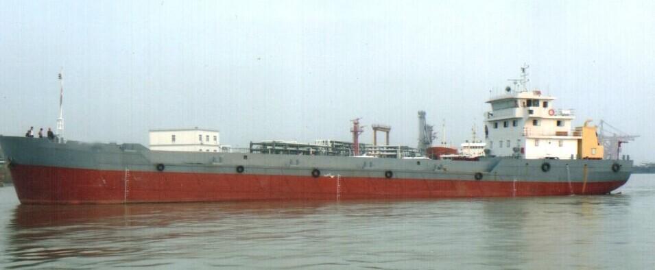 1500cbm Split Hopper Barge for Sale from China Manufacturer