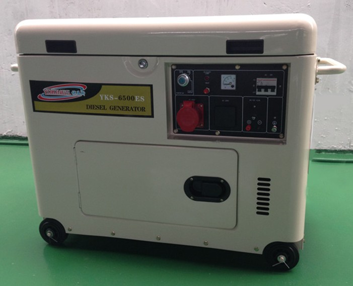 2015 New product Clamshell Soundproof Canopy Diesel Generator
