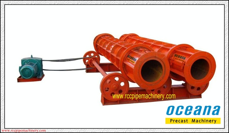 Hot Sale! Centrifuge reinforced Concrete pipe production line (LWC300-1500)