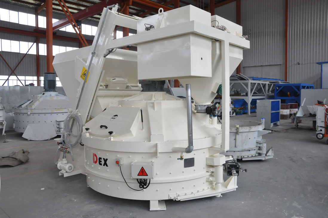 Planetary Mixer For Concrete Batching Plant From China