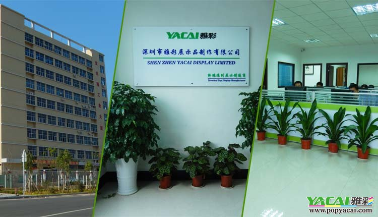 Shenzhen Yacai Display Co., Ltd.