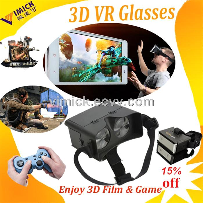 newest 3D VR glasses for home movies games everywhere