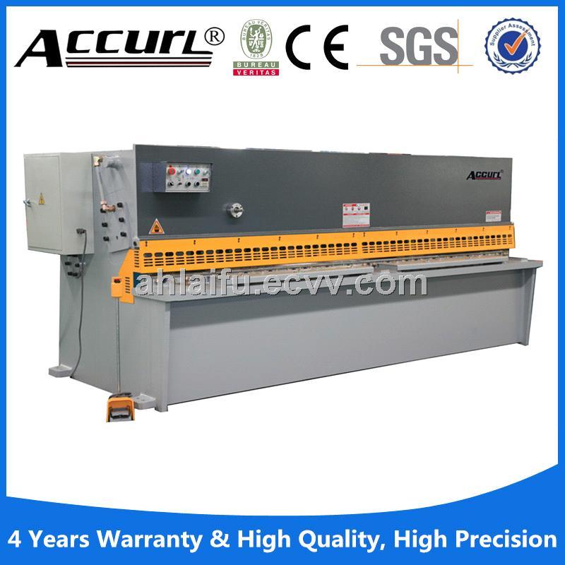 Hydraulic Machine of Shearing Metal Plate