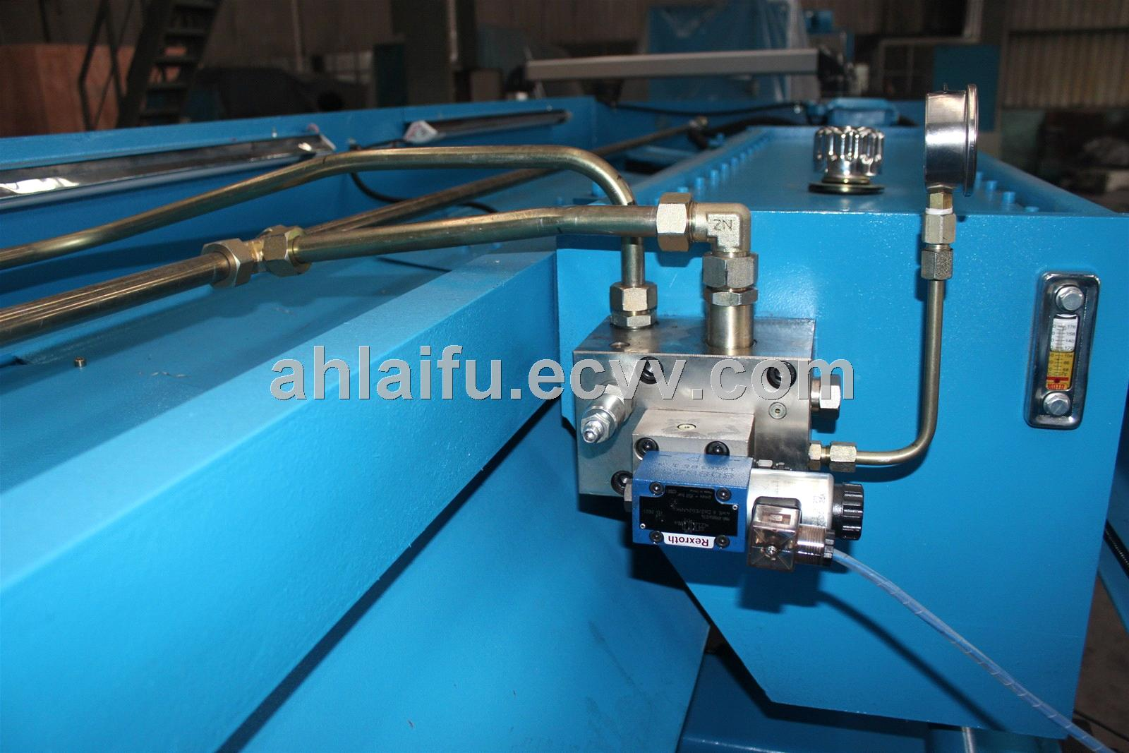 QC12Y Hydraulic Shearing Machines purchasing, souring agent | ECVV ...