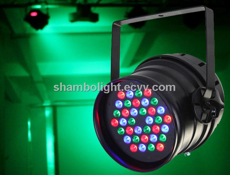 Par 64 3W LED RGB LED Uplighting 3 Watts x 36 pcs ,Wedding light