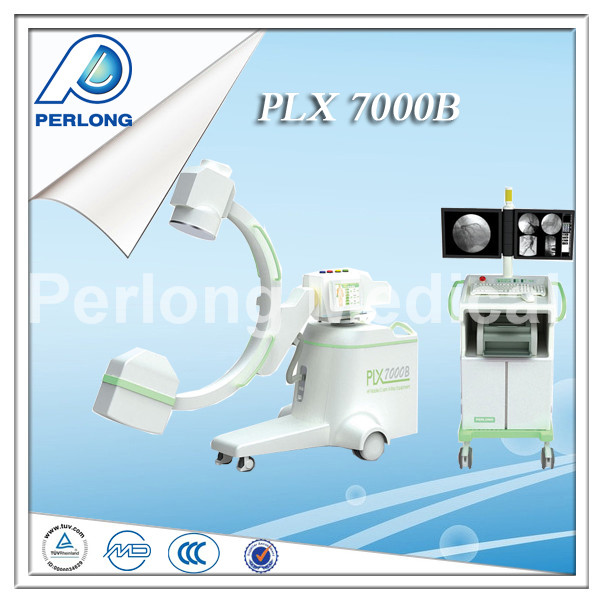 160mA Mobile Surgical C-arm Fluoroscopy x ray machine