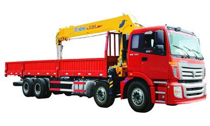 High Quality XCMG Telescopic Boom Crane, 14Ton Truck Mounted Crane
