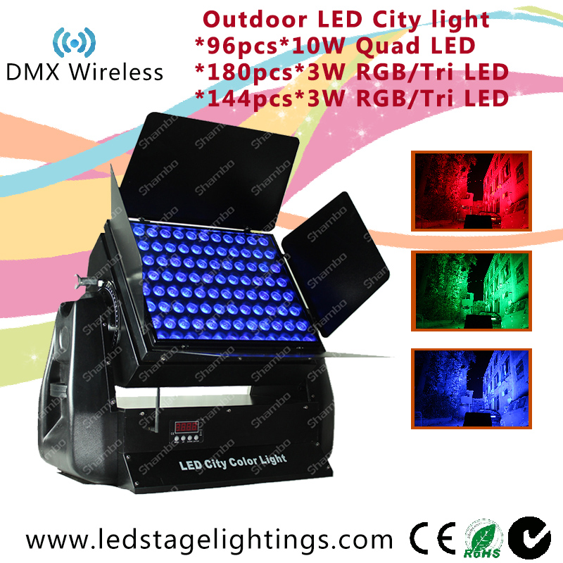 1000W LED Wall light,LED Wall washer,LED City color light