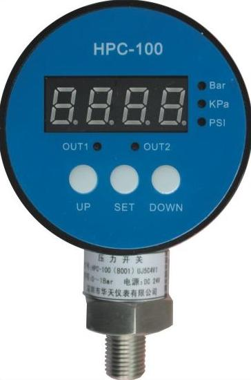 Digital pressure /level controller  HPC-100