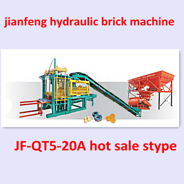 Zimbabwe Hollow Cement Block Making Machine with cheap price