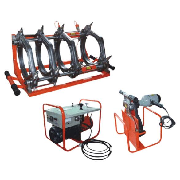 HDPE Pipe Fitting (Butt Fusion plastic welding equipment Machine)