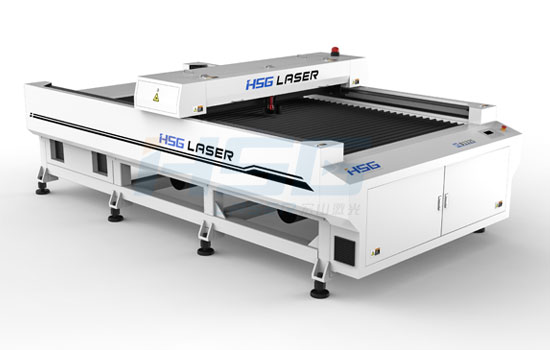 Best hot sale laser cutting machine cut metal and non-metal HS-B1325M