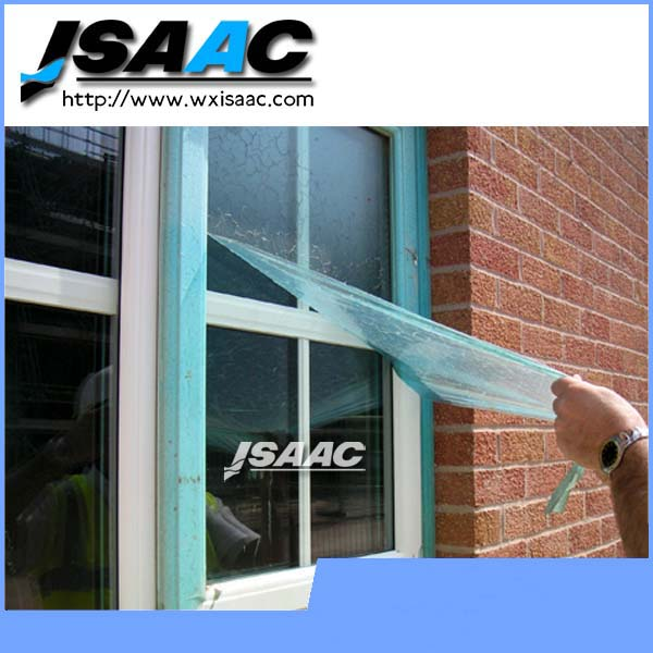 PE Plastic UV Resistance Window Glass Film