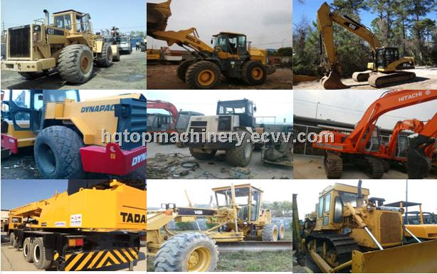 Hq Top Constraction Machinery (HK) Co., Ltd.