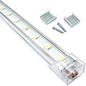 U shape rigid light bar led rigid strip light led linear with u shape rigid light bar led rigid strip light led linear with cover in aloadofball Gallery