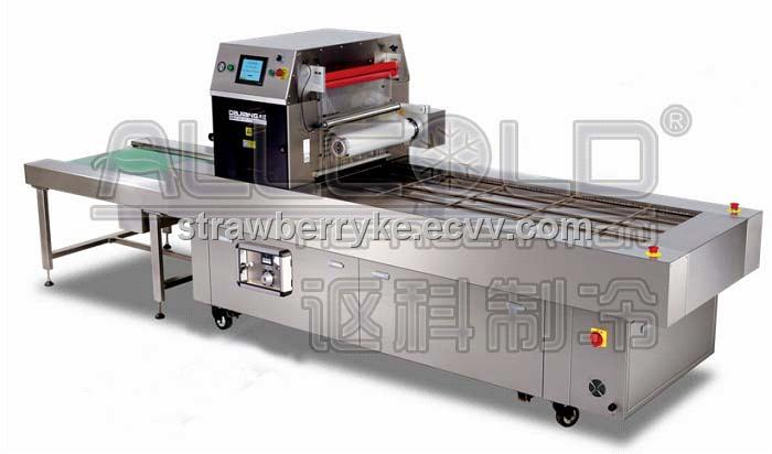 Allcold Modified Atmosphere Packing Machine