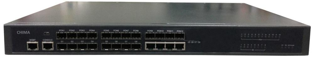 12 Port Gepon OLT System(SNA8812T)