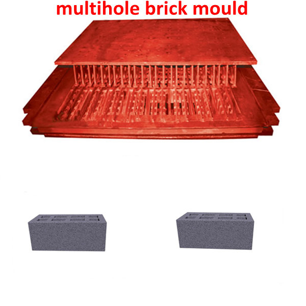 Competitive price paver blocks machine mould brick machine moulding