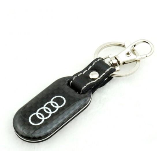 Custom Carbon Fiber Keychain For Promotion