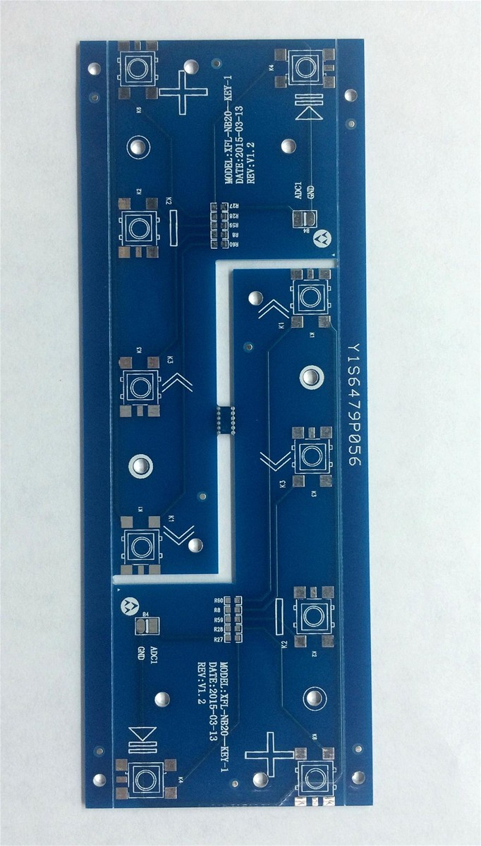 1 Layer Fr 4 Pcbs With Lead Free Hal Finish 025mm Thickness And Fr4 Hasl Electronic Pcb Printed Circuit Board Assembly