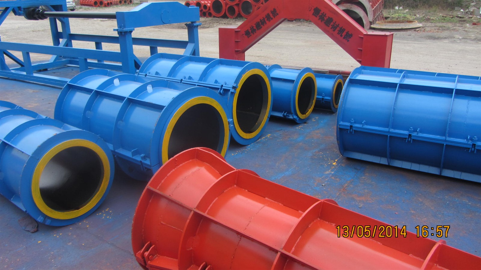 The Market Prospect Of Sharing Cement Pipe Making Machines