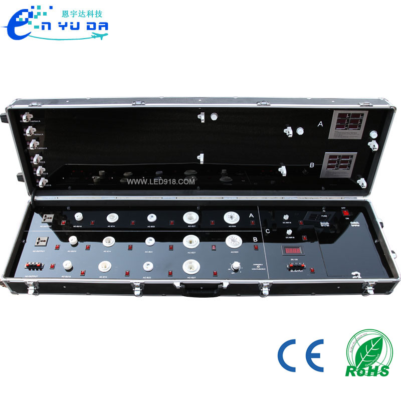 T8 Led Display Case Light Demo Test Lighting Eyd128dc 13p 02