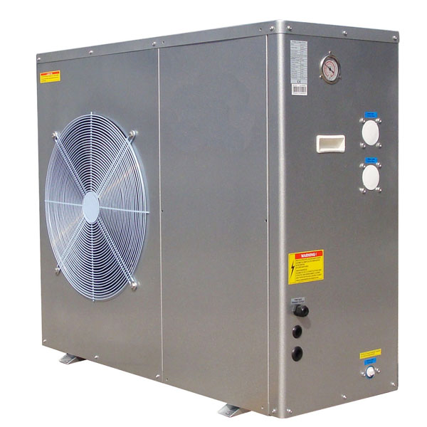 High COP in low temperature air to water EVI heat pump with CE
