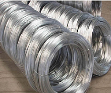 Hot Dipped Galvanized steel Wire Shiny Colour