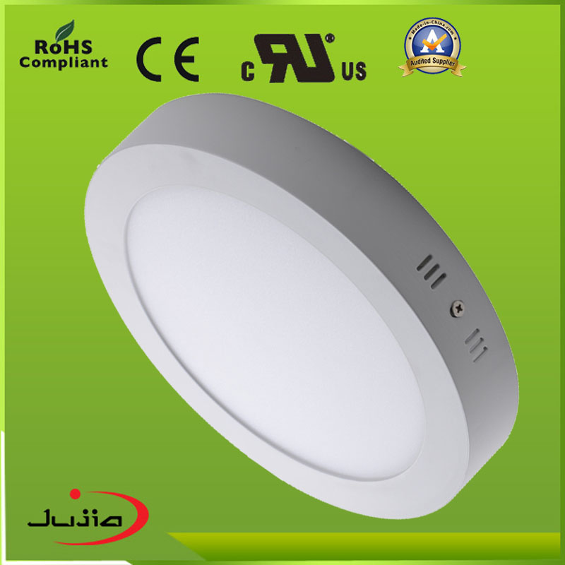 ultra-thin 12w surface led panel light and surface mounted led light warranty 3 years